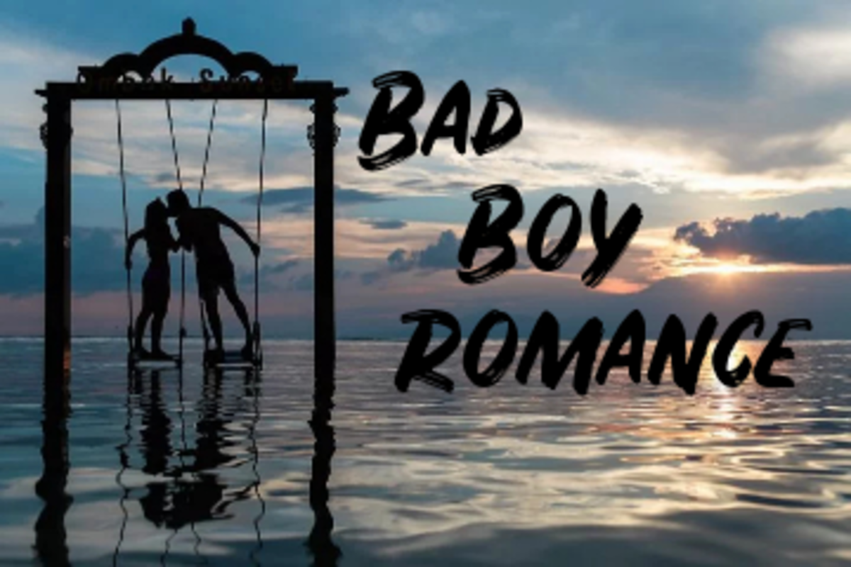 Poem: Bad Boy Romance