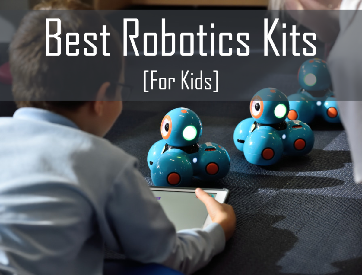 Robots can be great educational tools, and they're even accessible to children.