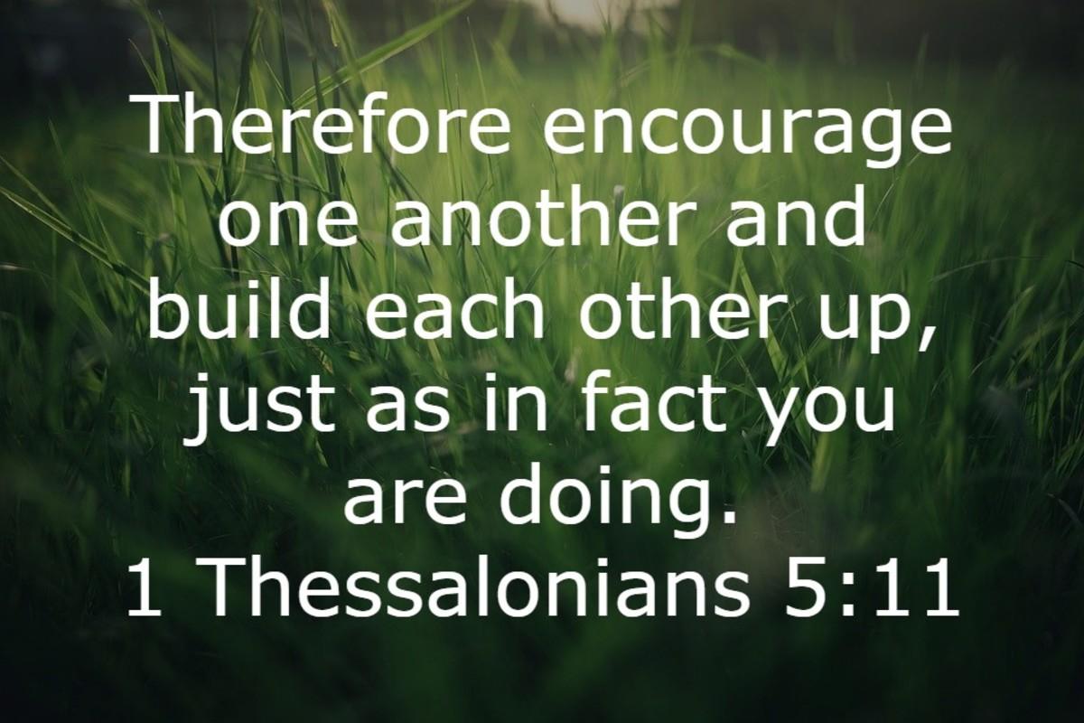 Encouraging Bible Verses