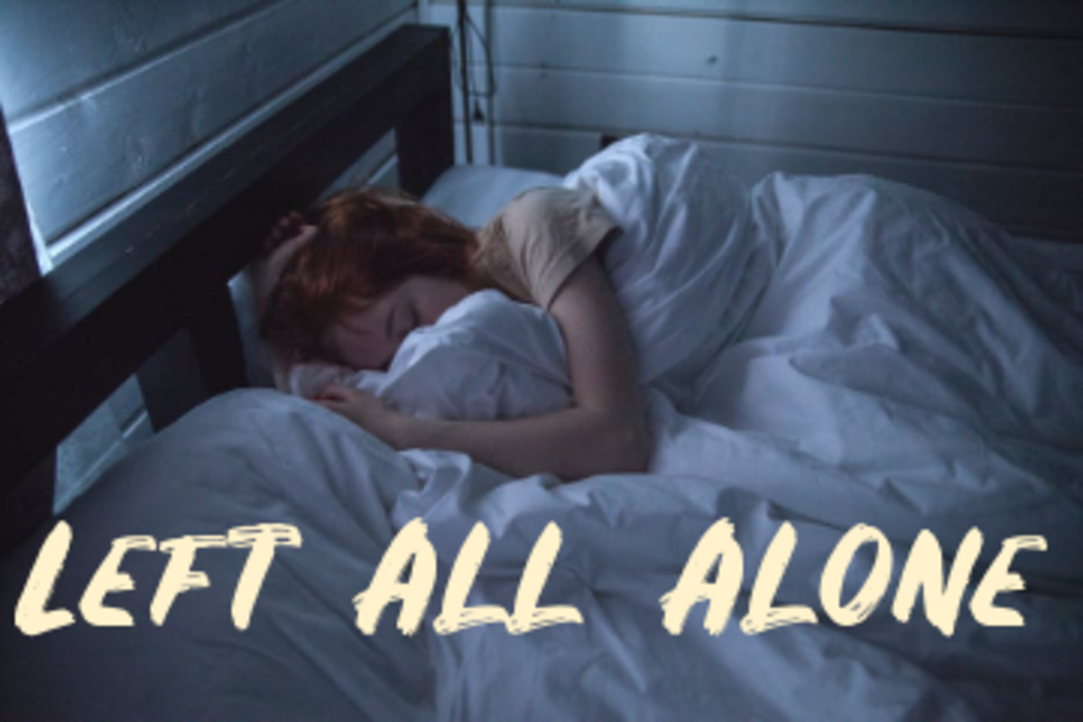 Poem: Left All Alone