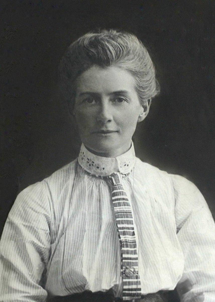Nurse Edith Cavell.