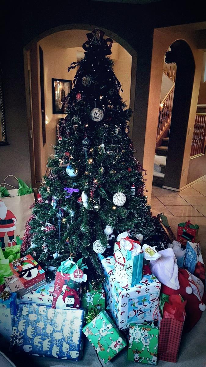Bah Humbug Christmas