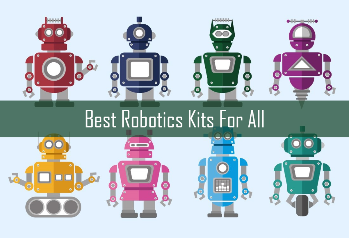Robots come in all shapes and sizes, and so do robotics kits.