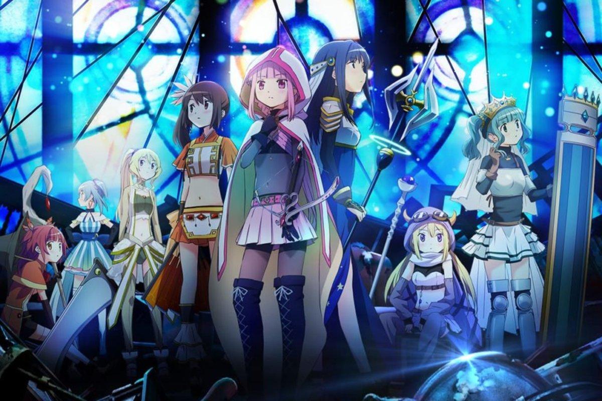 10 Anime Series Like 'Magia Record'