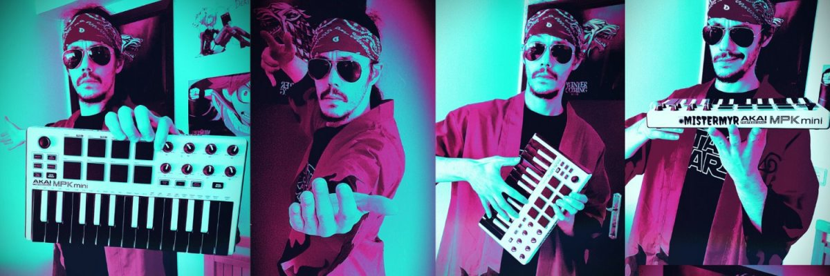 #Synthfam Interview: MisterMyr
