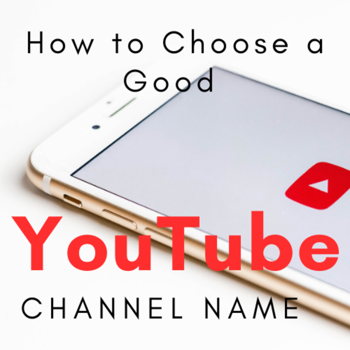 How to Choose a Channel Name for YouTube