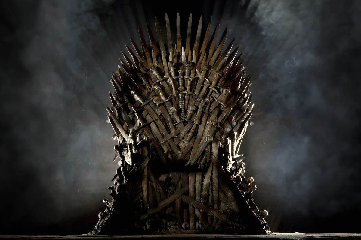 Iron Throne - Game of Thrones