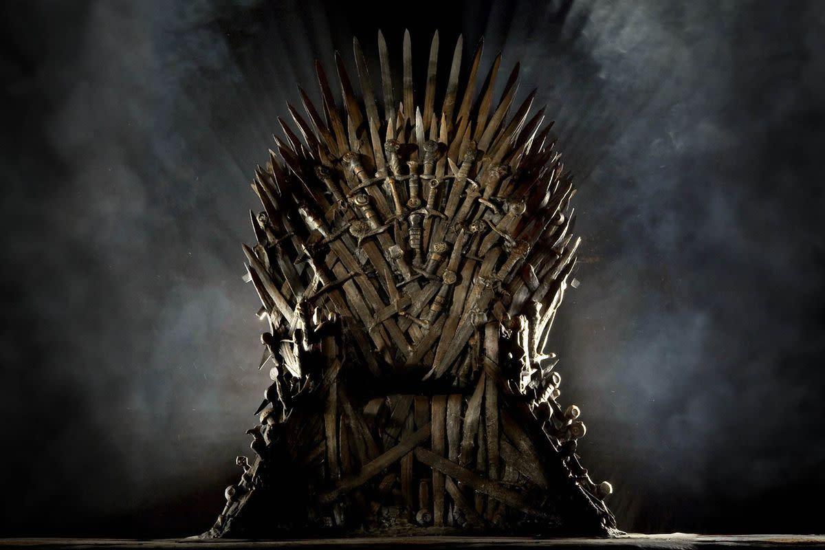 Iron Throne - Game of Thrones