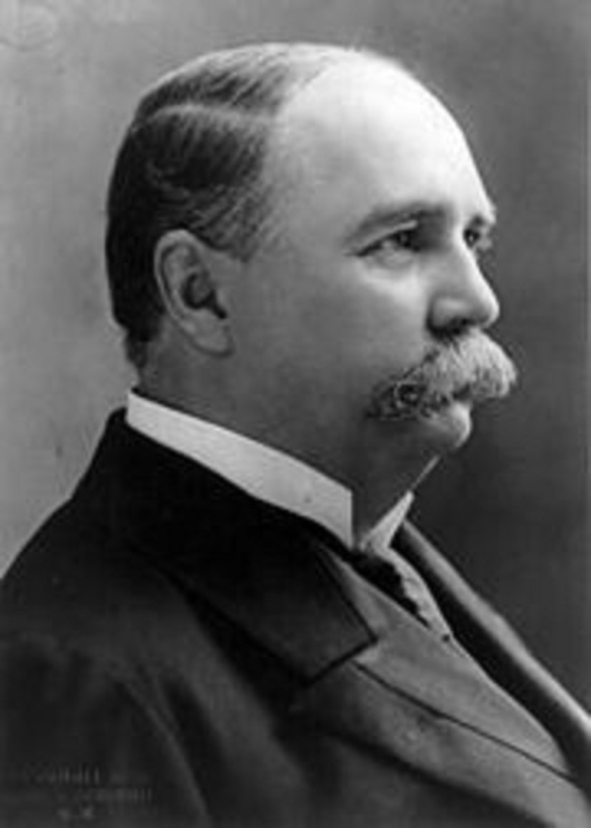 Garret Augustus Hobart, 24th Vice President of the United States