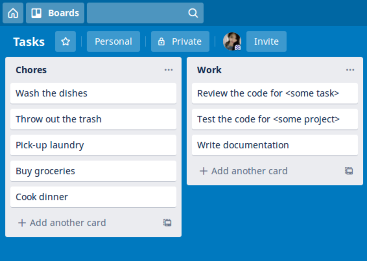 Automation: Creating Boards, Lists, and Cards Using Python and the Trello API