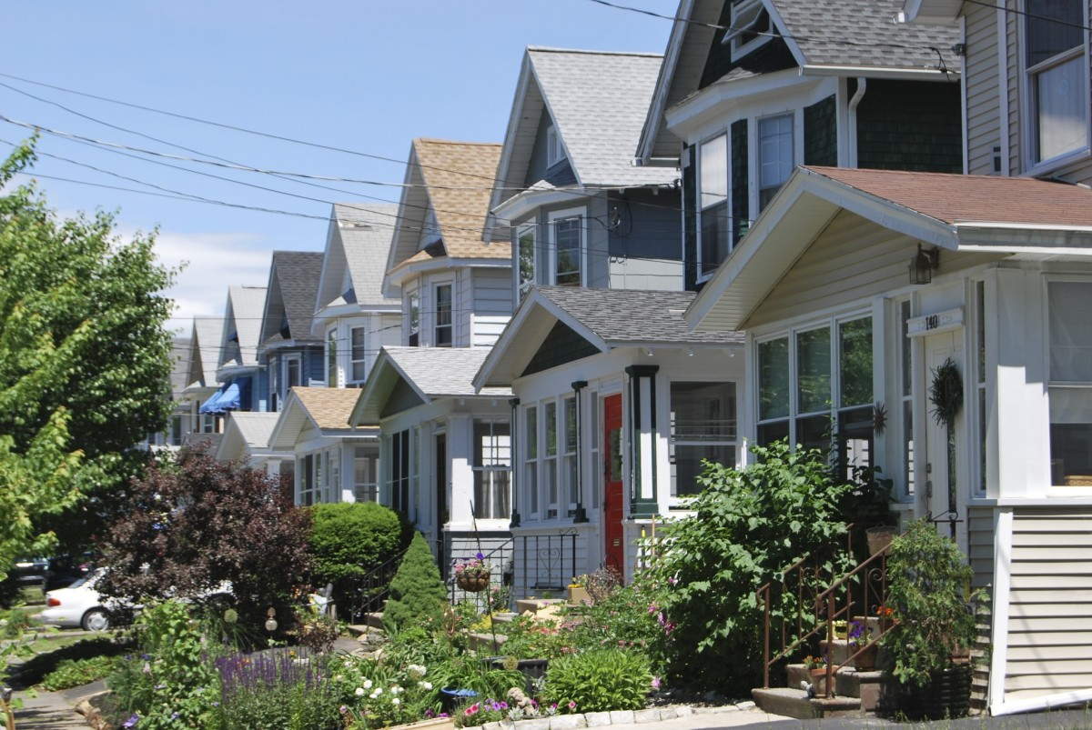 Single-family homes in Albany, NY (Photo credits are located at the end of this article.)