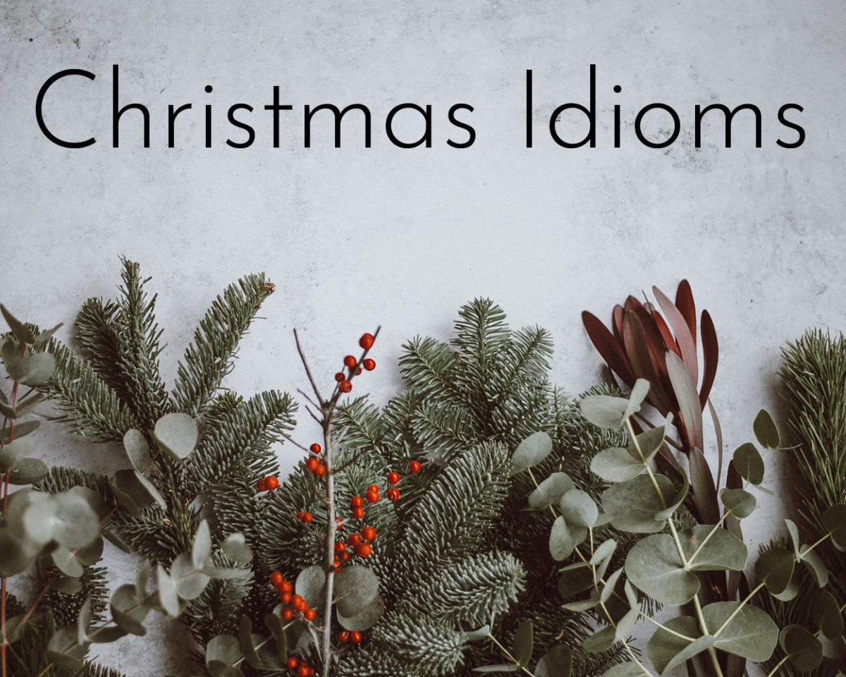 21 Christmas Themed Idioms, Phrases and Their Meanings - With Example Sentences