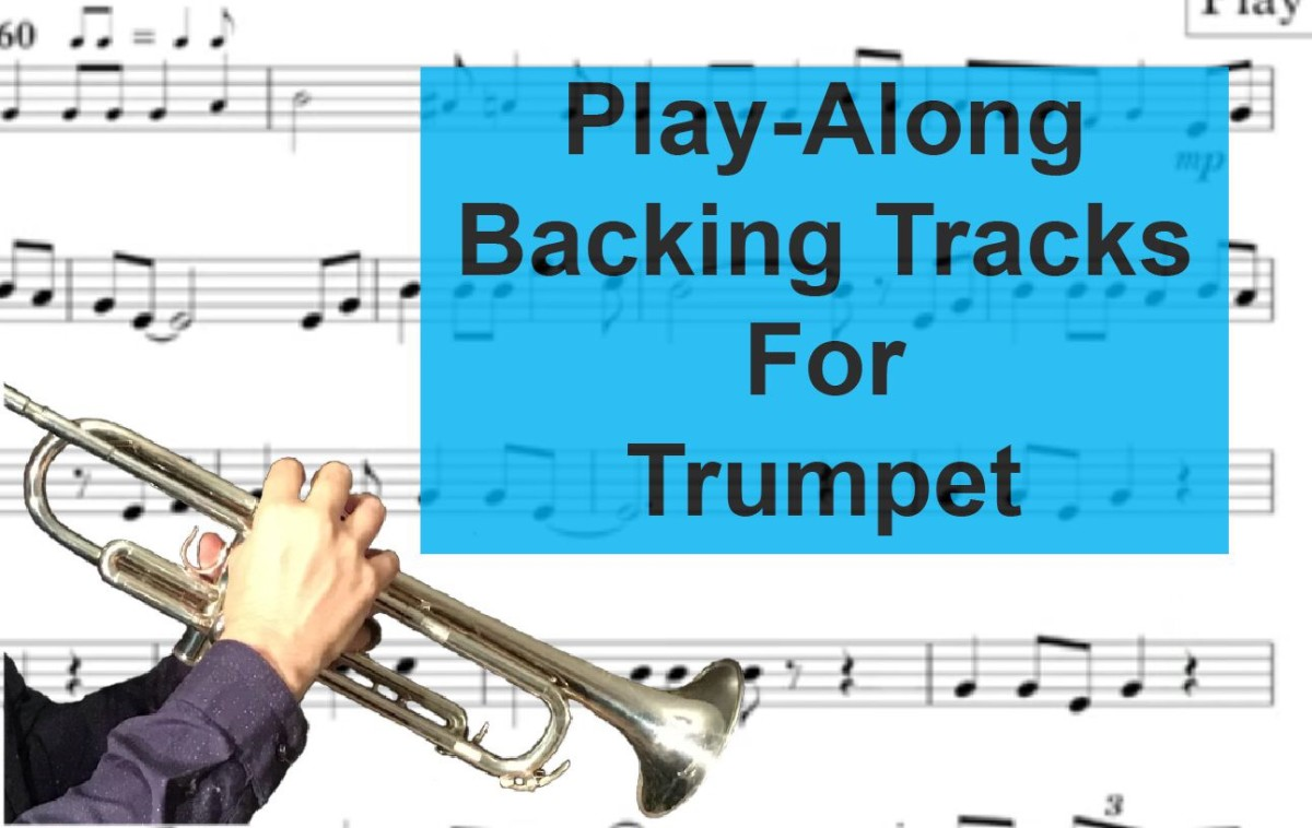 Fun Trumpet Backing Tracks and Play-Alongs