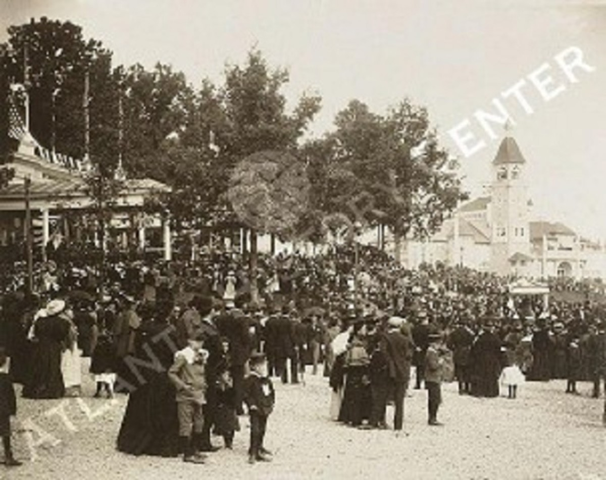 The Cotton States and International Exposition of 1895 in Atlanta, Georgia