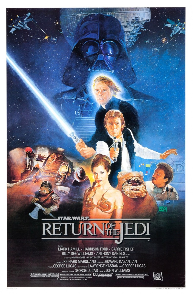 "Movie Review: ""Star Wars: Episode VI - Return of the Jedi"""