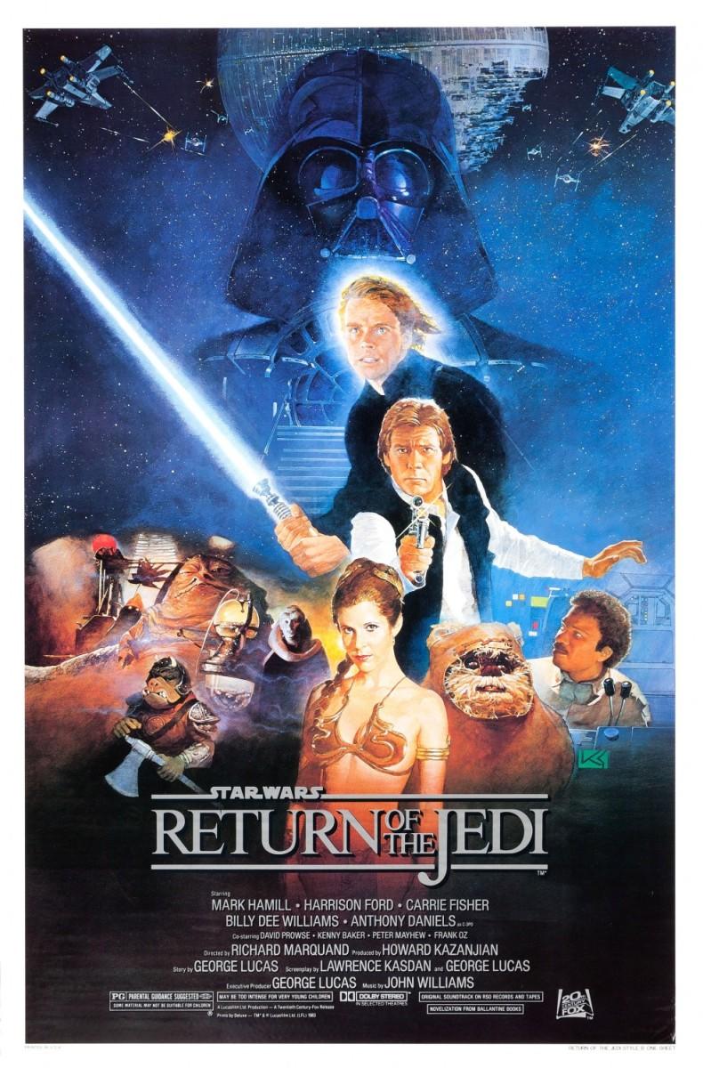 "Movie Review: ""Star Wars: Episode VI - Return of the Jedi"""