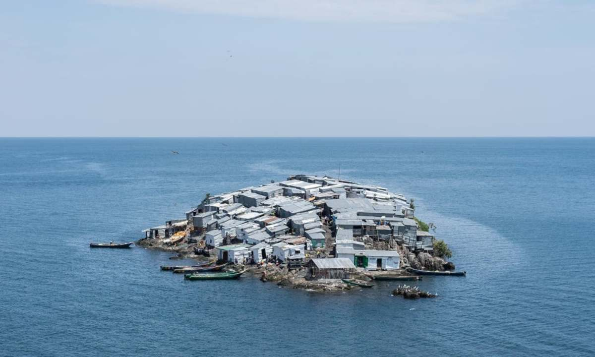 Migingo Island: A Disputed Rock