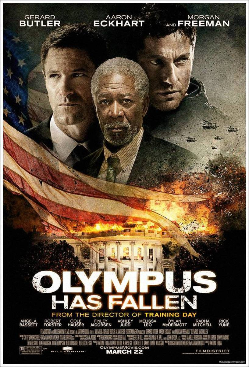 Should I Watch..? 'Olympus Has Fallen'