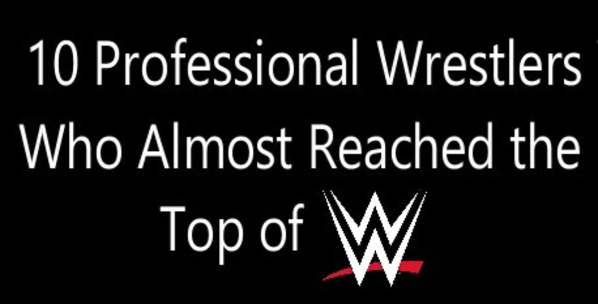 10 Professional Wrestlers Who Almost Reached the Top of WWE
