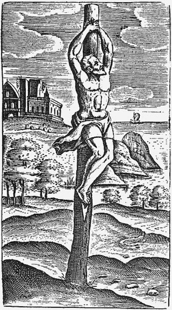 Controversy Surrounding The Cross Christ Was Crucified Upon