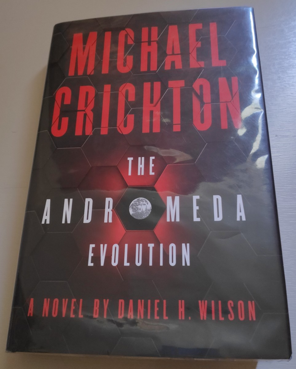 My Copy of 'The Andromeda Evolution'