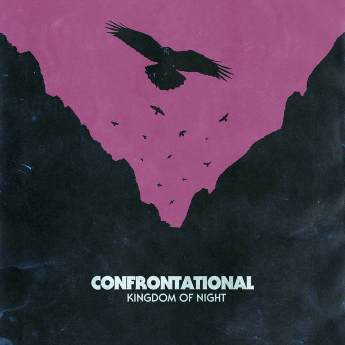 """Synth Album Review: """"Kingdom of Night"""" by CONFRONTATIONAL"""