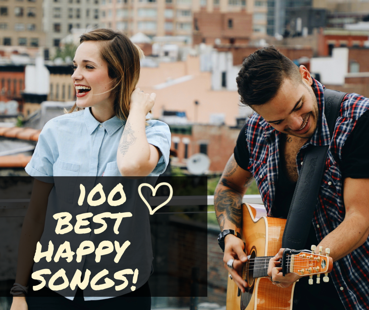 These happy songs will help you stay positive during life's greatest challenges.