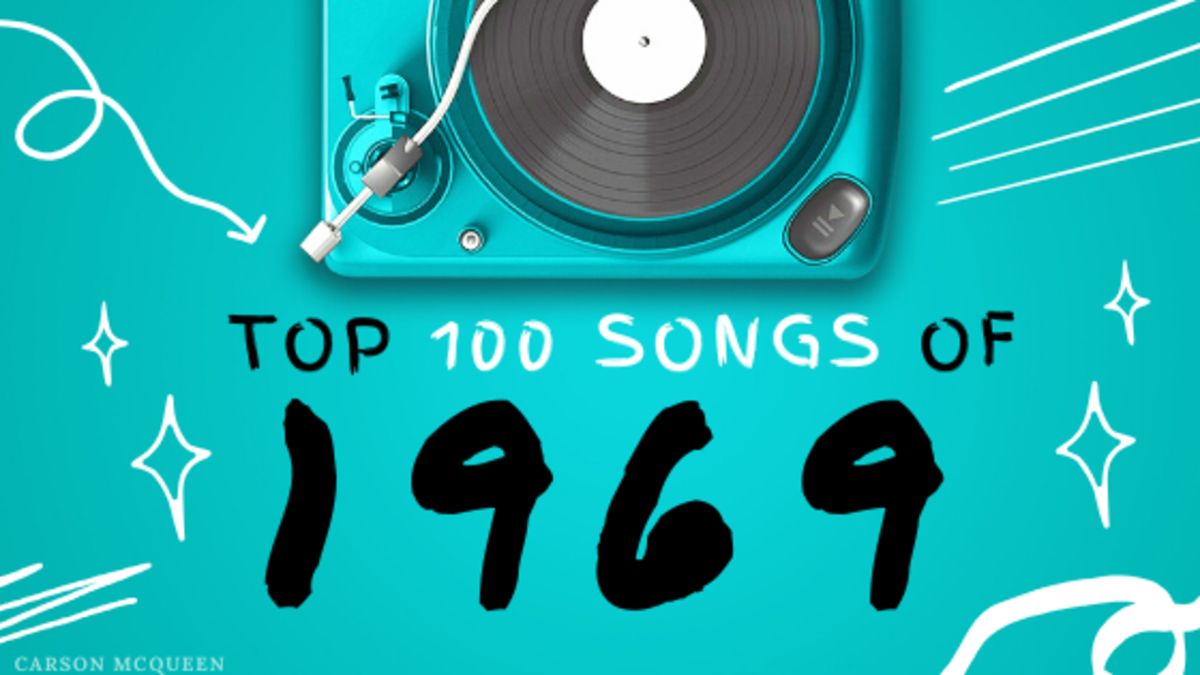 1969 was an incredible year for the music industry. Read on to learn why.