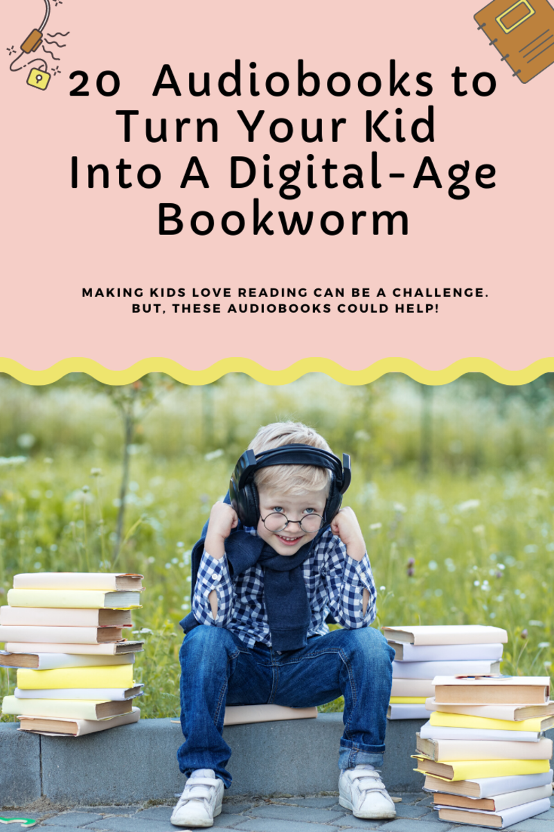 24 Audiobooks to Turn Your Kid Into a Digital-Age Bookworm