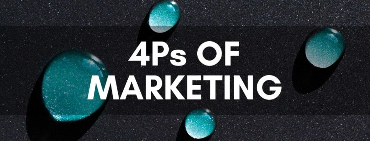4Ps of Marketing (Marketing Mix)