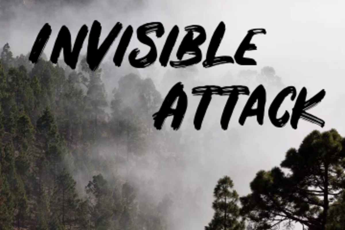 Poem: Invisible Attack