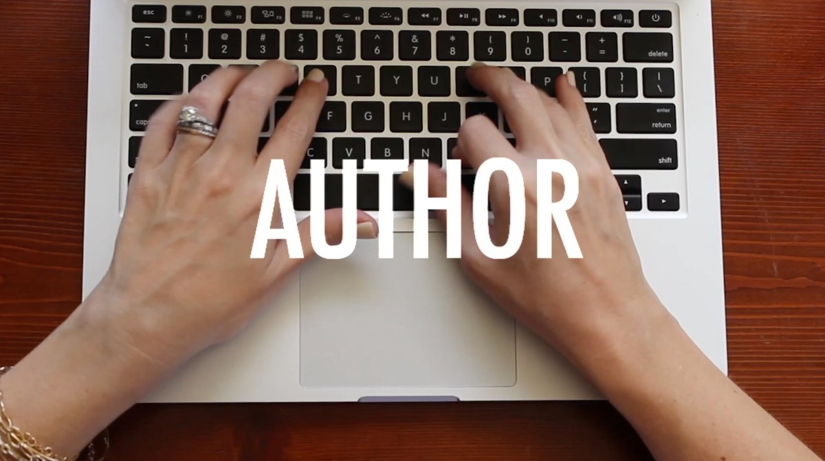Authors Are Producers