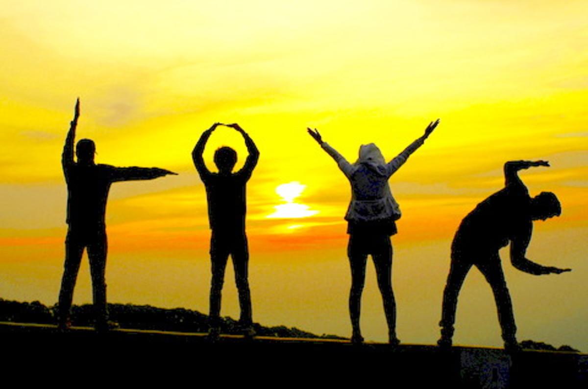 4 types of spiritual people
