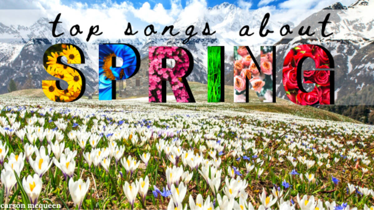 Top 20 Songs About Spring