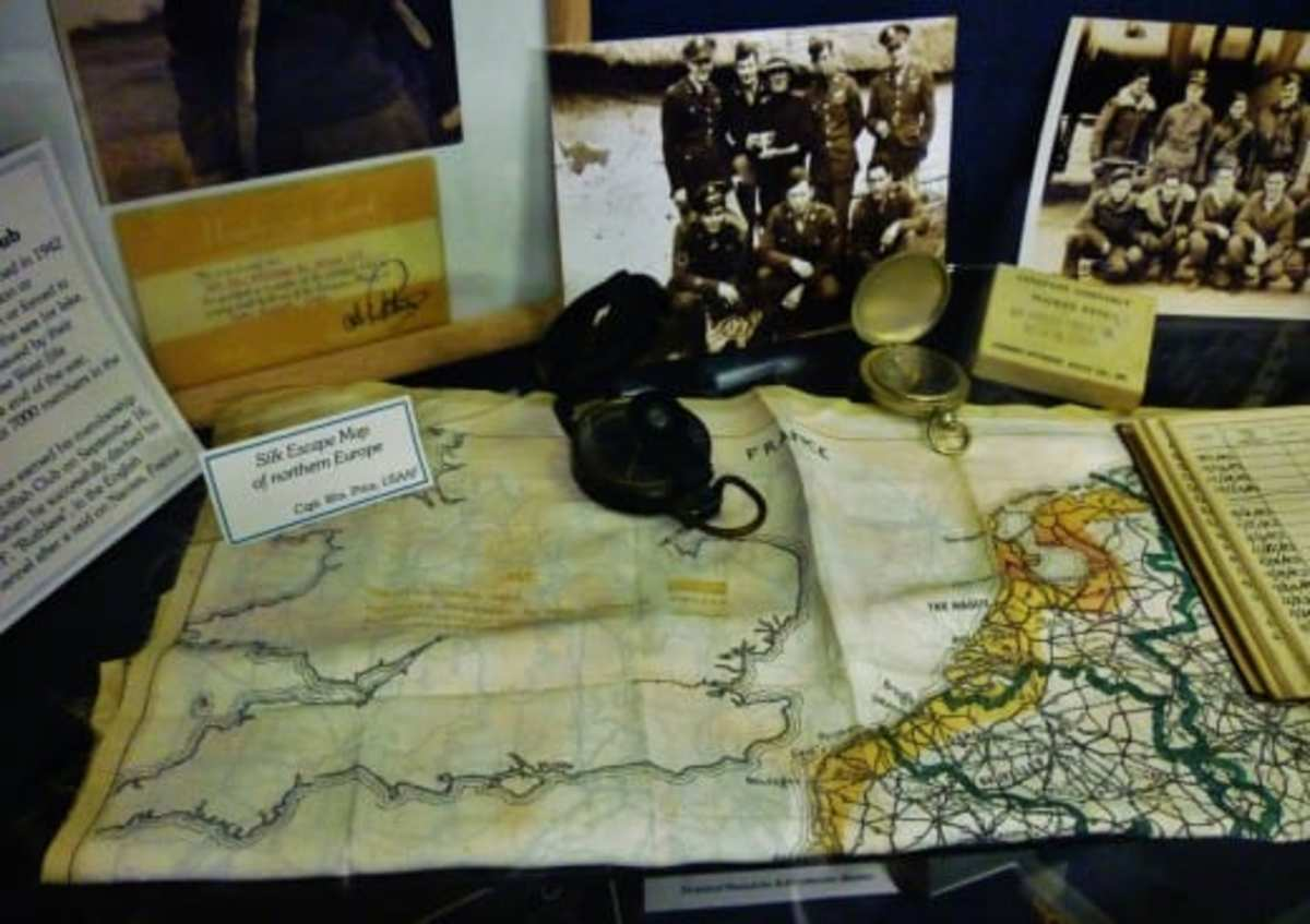 World War II exhibits