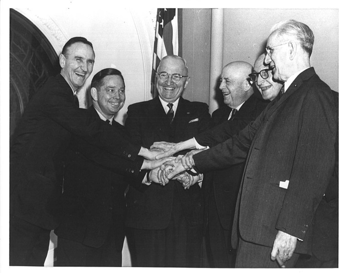 A Group Handshake