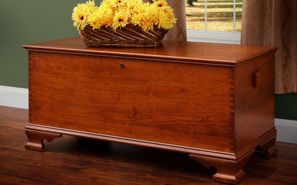 My Grandmother's Hope Chest