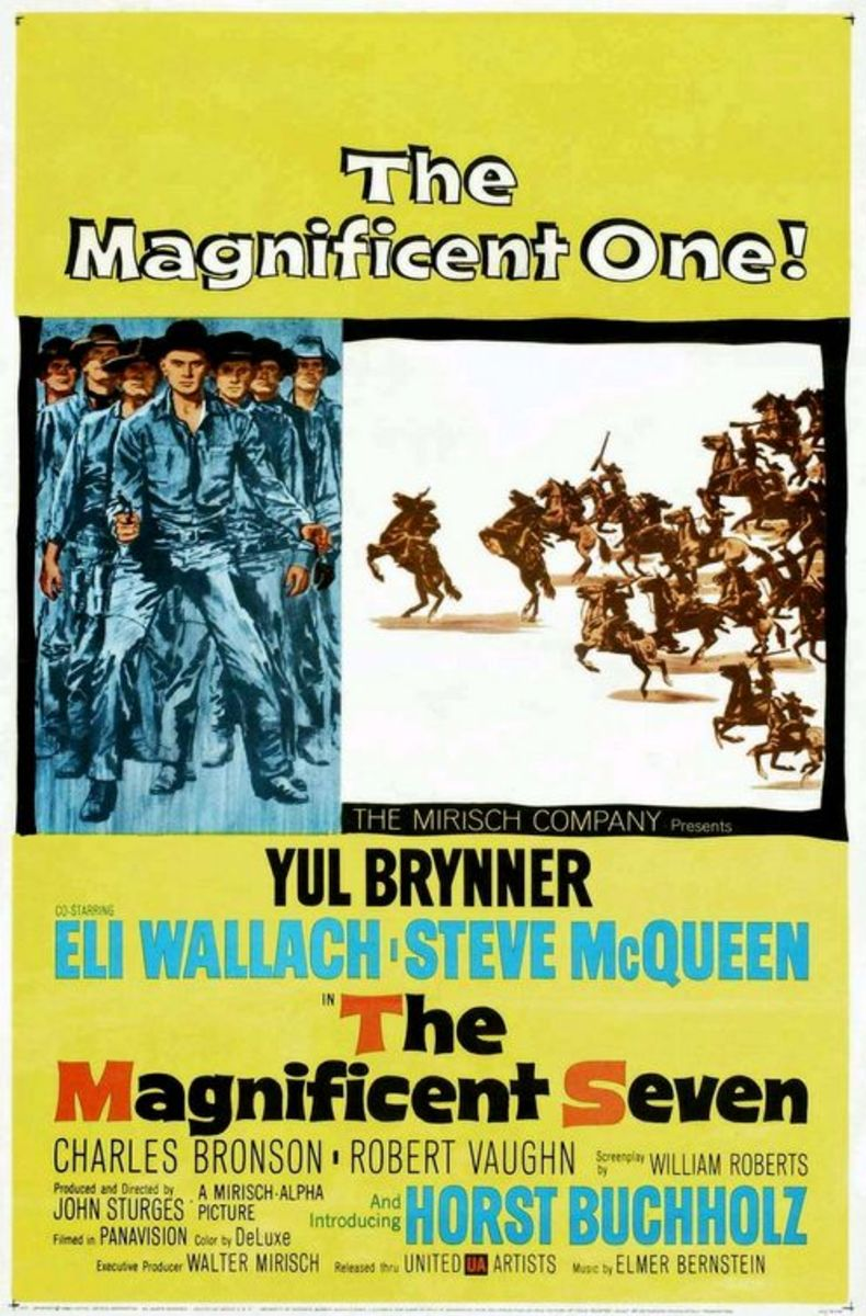 Should I Watch..? 'The Magnificent Seven' (1960)
