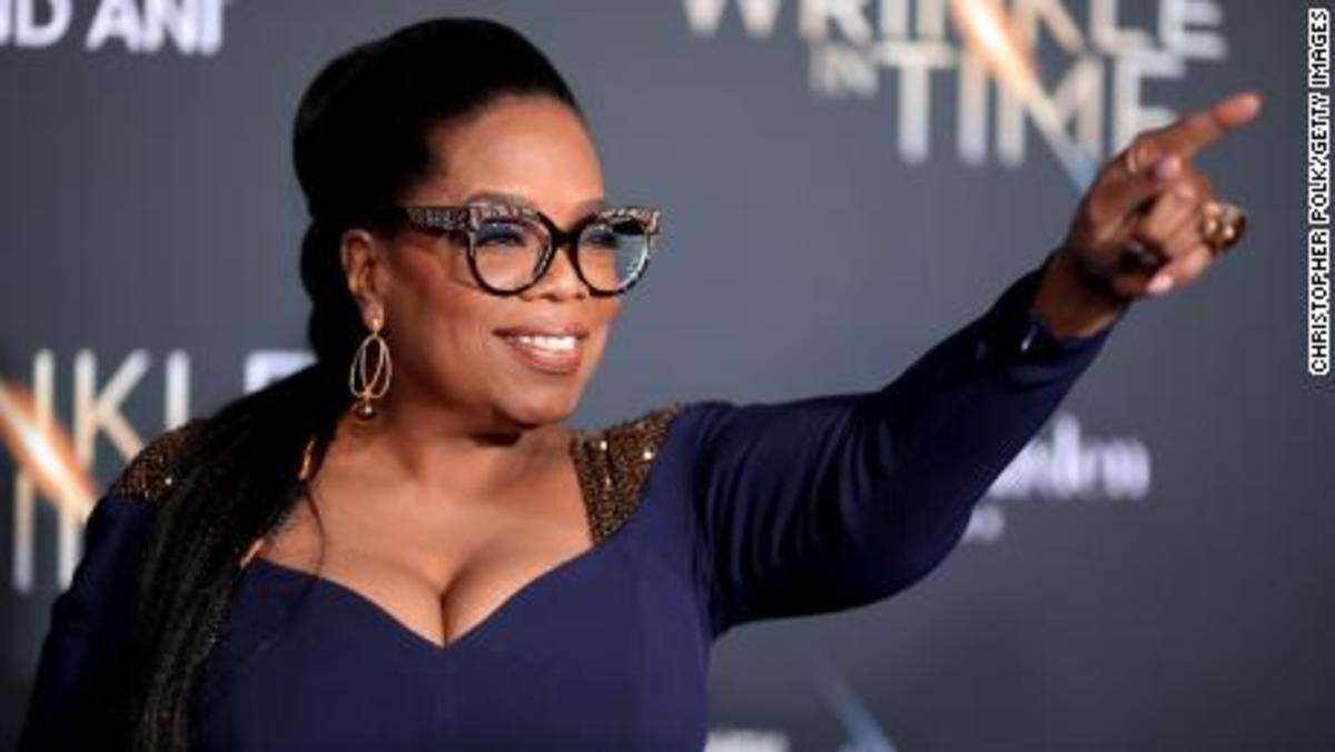 Entrepreneurial Lessons from Giants: Oprah Winfrey