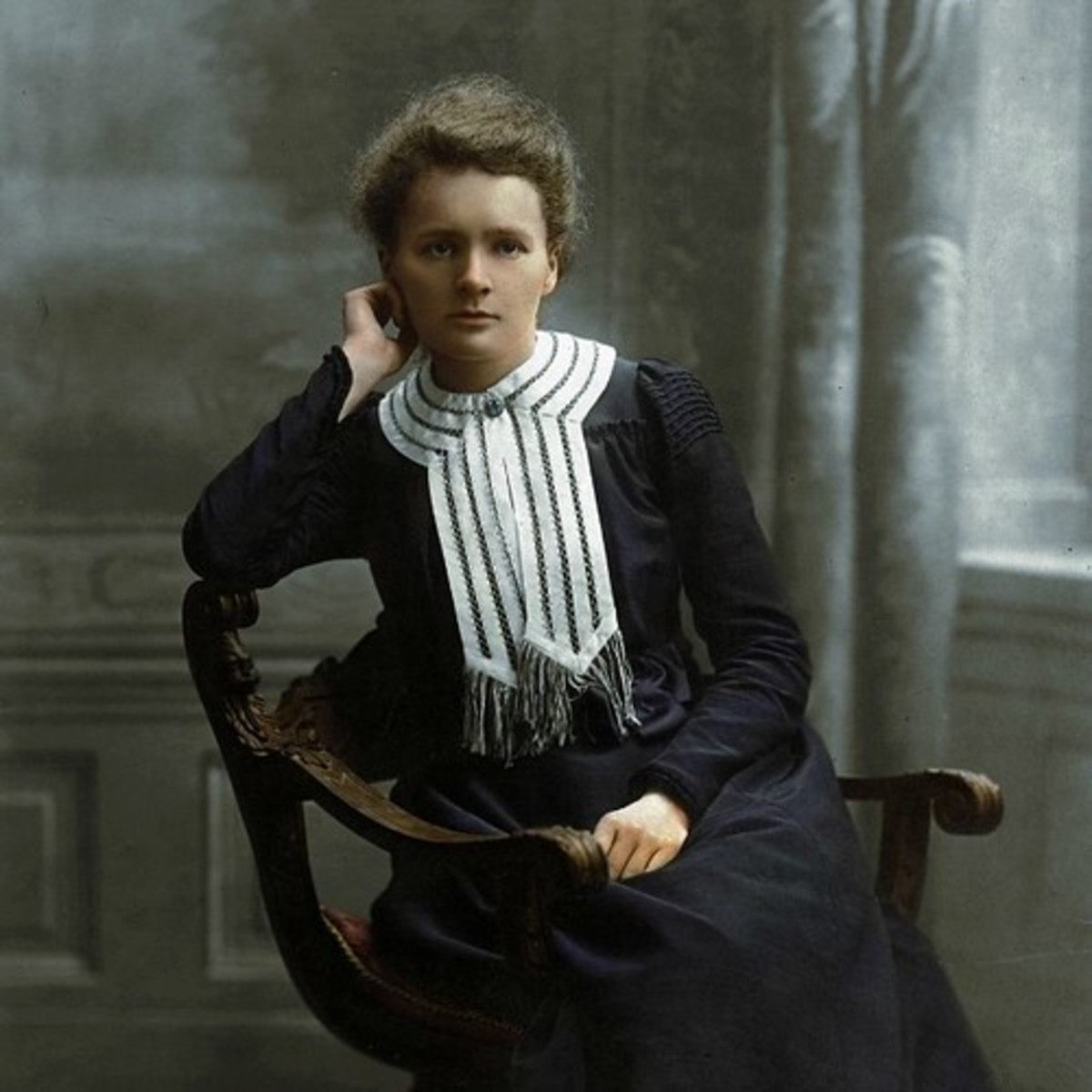 One of the world's greatest scientists, male or female, Marie Curie, was denied membership in the French Academy of Science in 1911 on the grounds that she was a woman.