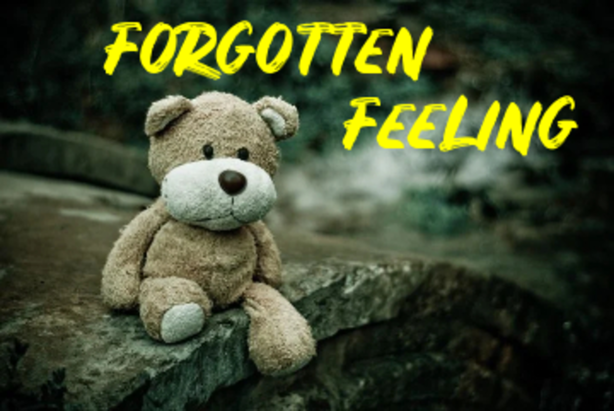 Poem: Forgotten Feeling