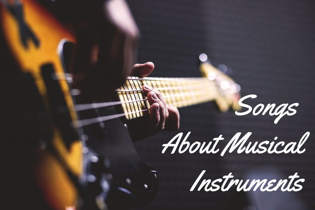 Celebrate drums, pianos, guitars, and other musical instruments with this playlist of pop, rock, and country songs. Where would we be without the ability to strum a few chords?