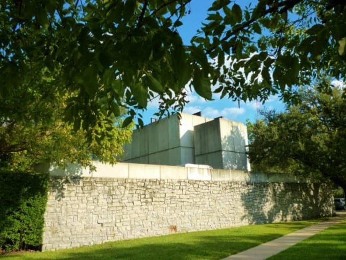 Byzantine Fresco Chapel Museum in Houston