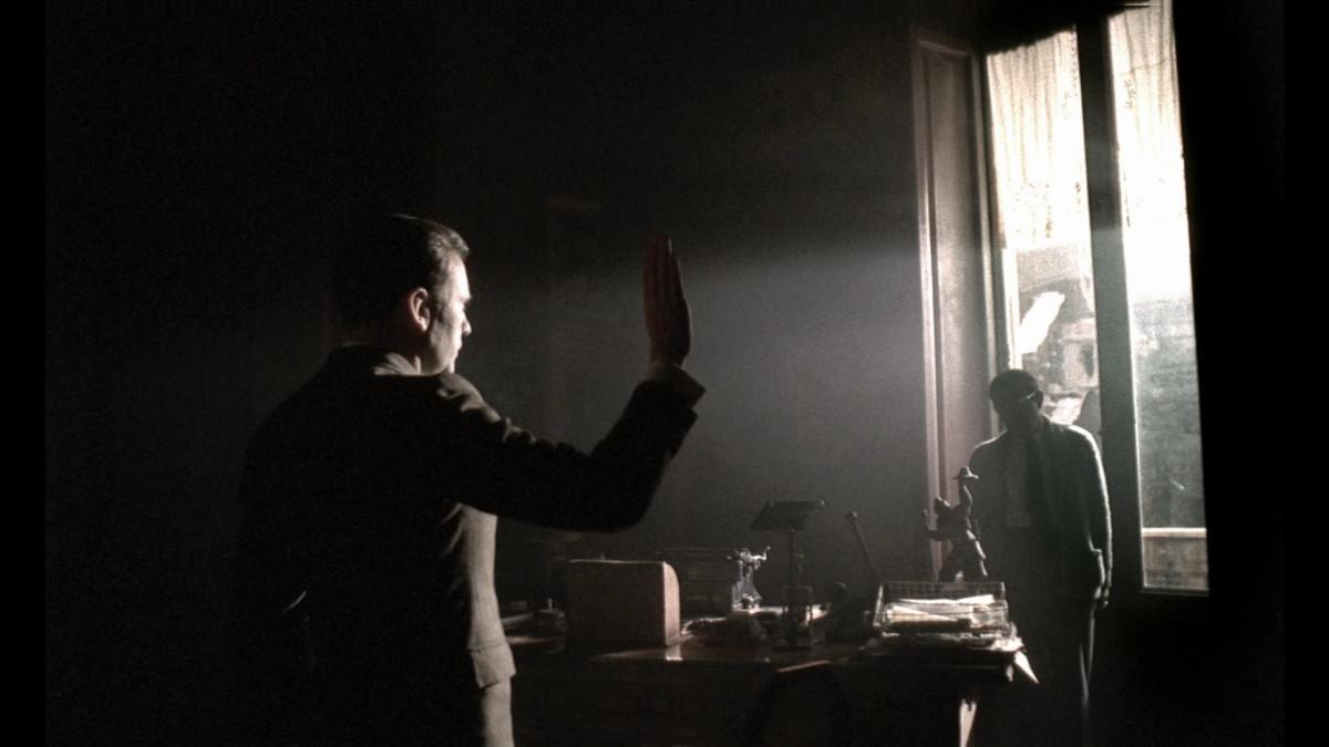 Dazzling cinematography of The Conformist