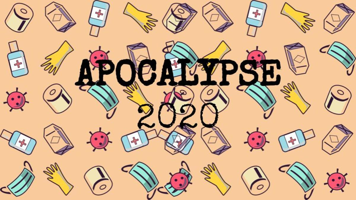 The History of the Great Apocalypse of 2020