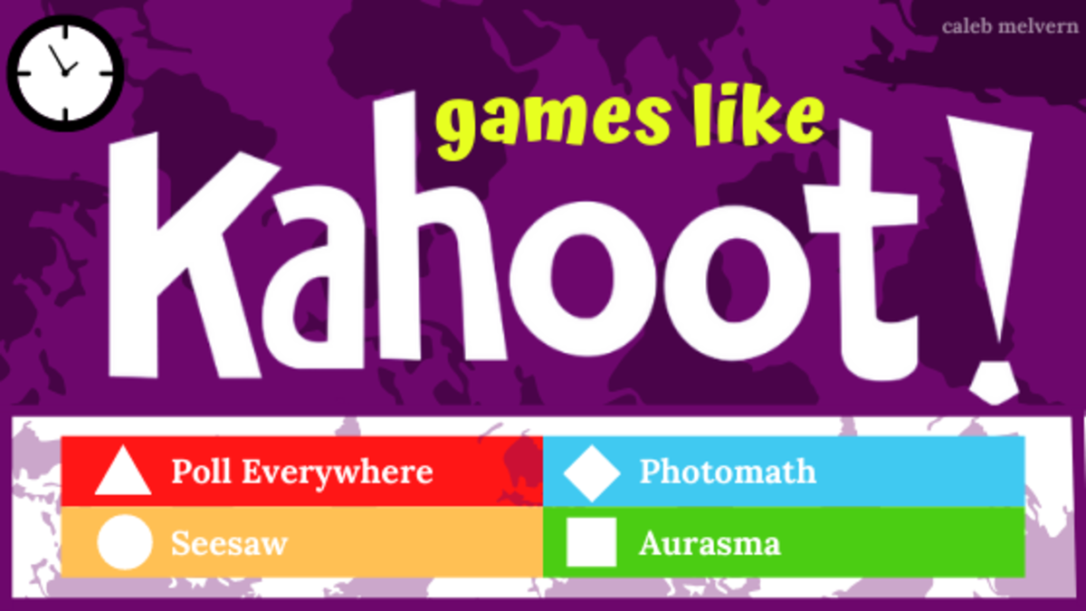 """Games like """"Kahoot"""" are effective tools for encouraging students to learn."""