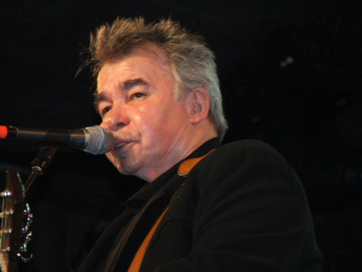 John Prine definitely looks like a grizzled, sun-baked old mailman (takes one to know one), but he ended up swinging a guitar instead of a satchel.
