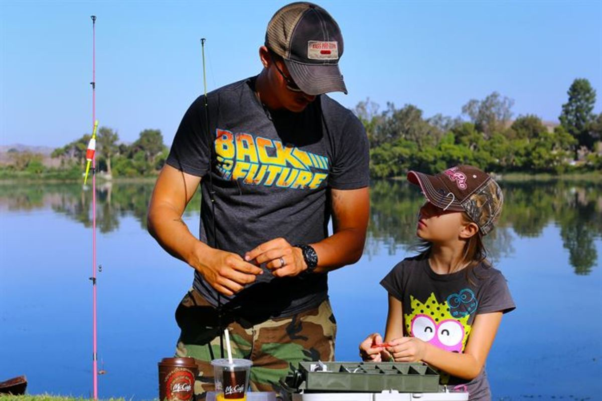 7 Reasons Why You Should Already Be Teaching Your Children to Fish