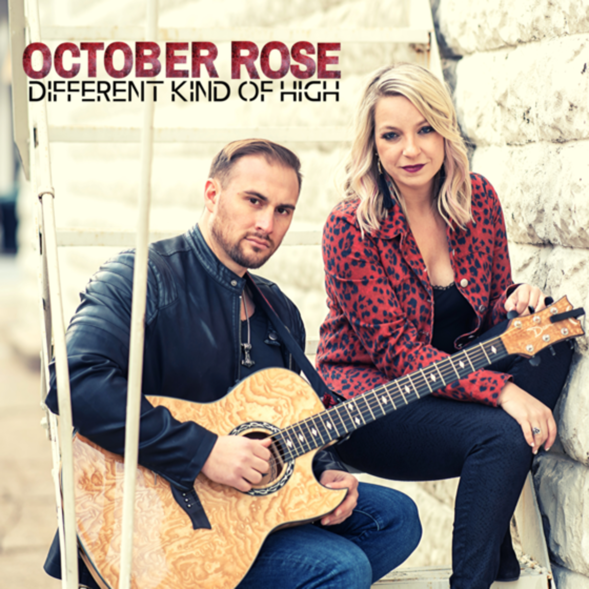 "October Rose Shares ""A Different Kind of High"""