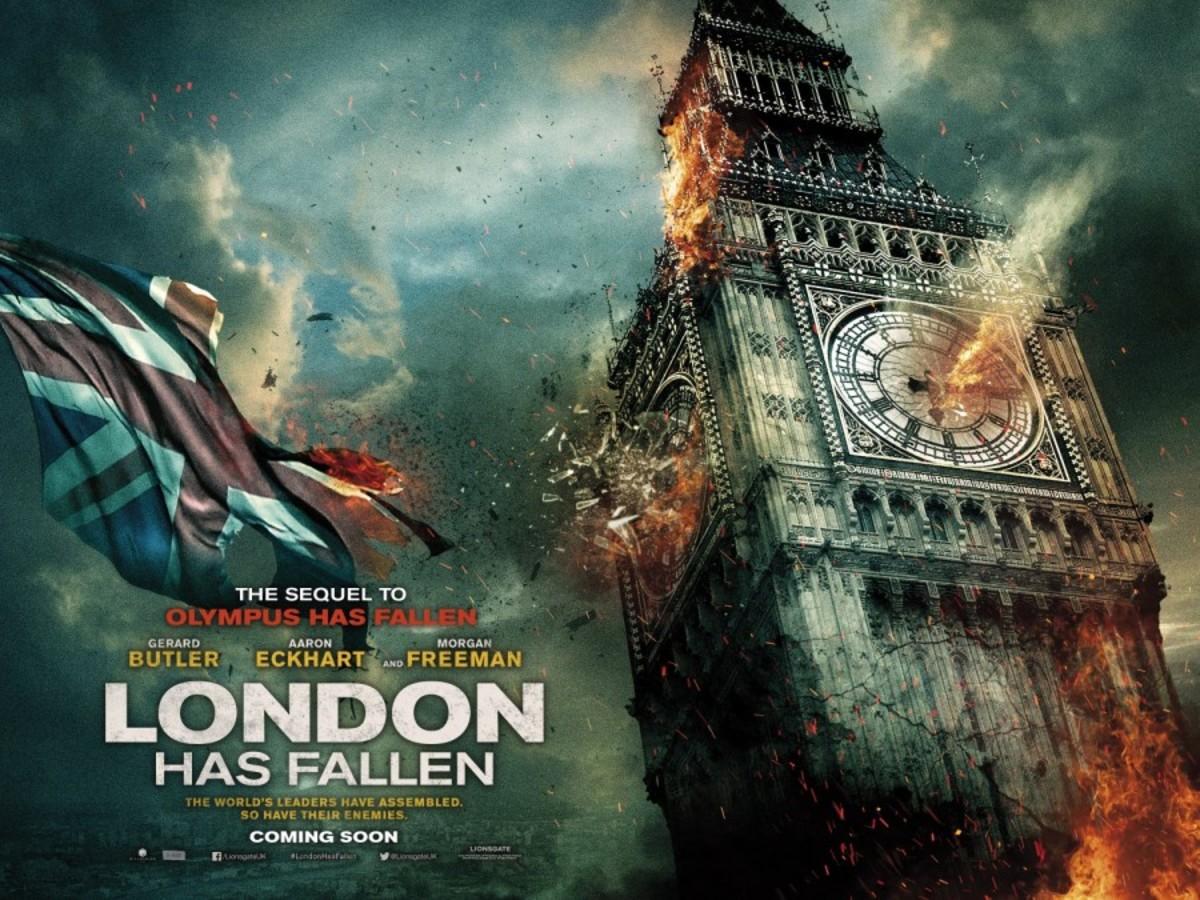 Should I Watch..? 'London Has Fallen'